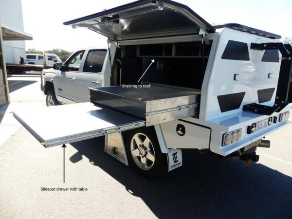 Commercial vehicle upgrades for Perth renovators