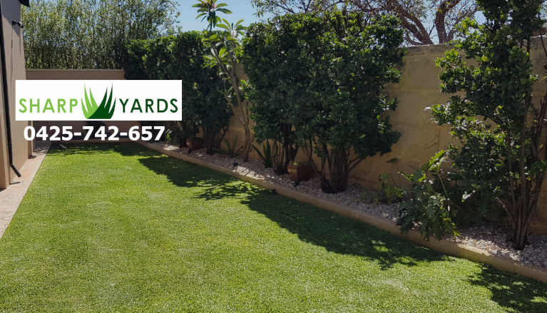 Garden renovation service Perth