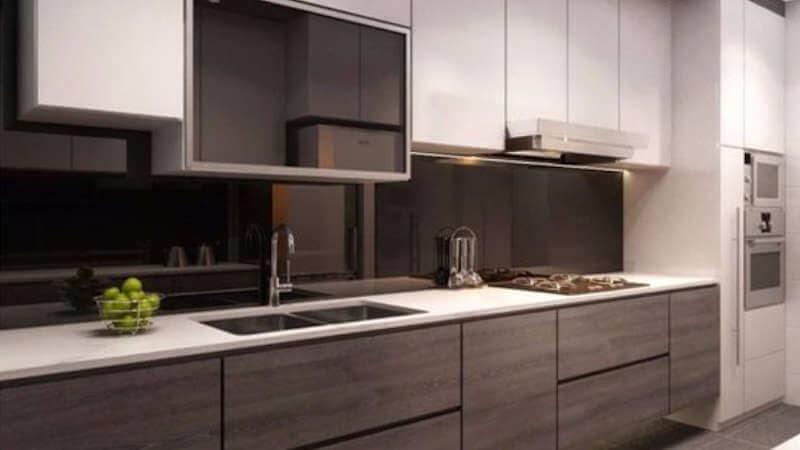 Kitchen renovation service Perth.